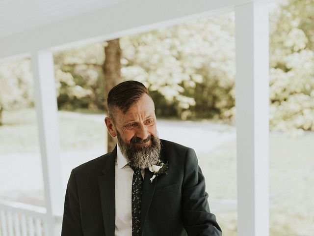 Kyle and Taylor's Wedding in Long Eddy, New York 17