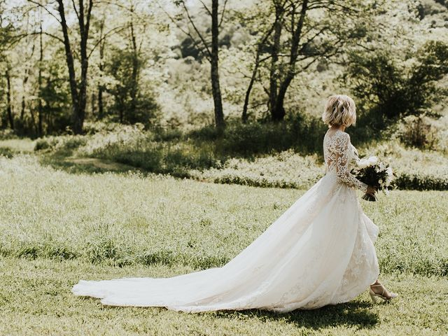 Kyle and Taylor's Wedding in Long Eddy, New York 20
