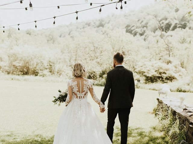 Kyle and Taylor's Wedding in Long Eddy, New York 24