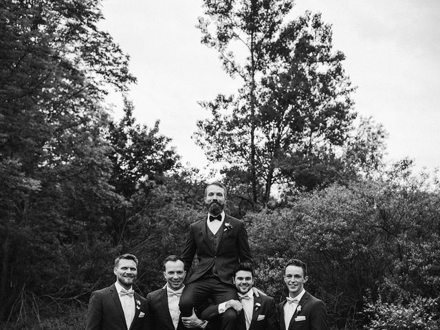 Kyle and Taylor's Wedding in Long Eddy, New York 27