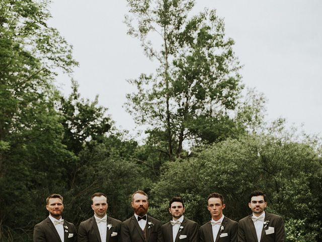 Kyle and Taylor's Wedding in Long Eddy, New York 28