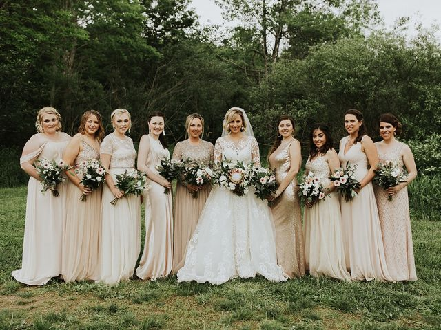 Kyle and Taylor's Wedding in Long Eddy, New York 31