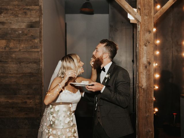 Kyle and Taylor's Wedding in Long Eddy, New York 33
