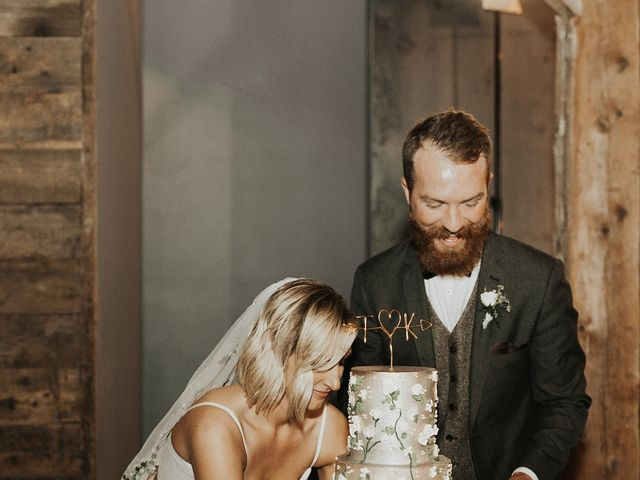 Kyle and Taylor's Wedding in Long Eddy, New York 34