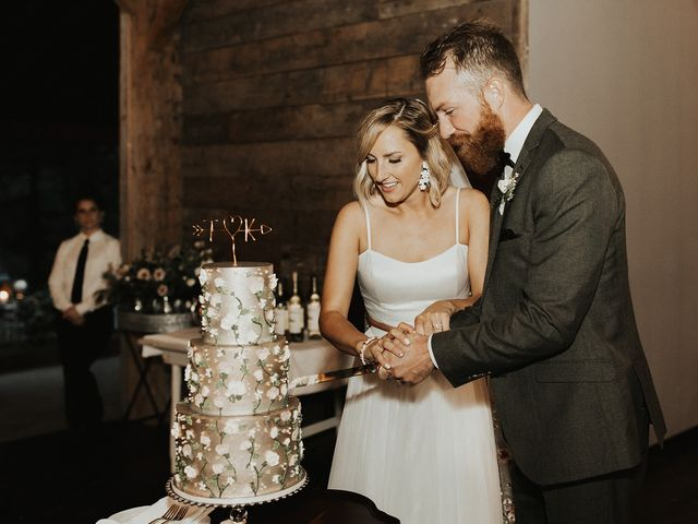 Kyle and Taylor's Wedding in Long Eddy, New York 35