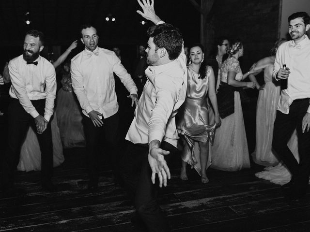 Kyle and Taylor's Wedding in Long Eddy, New York 38