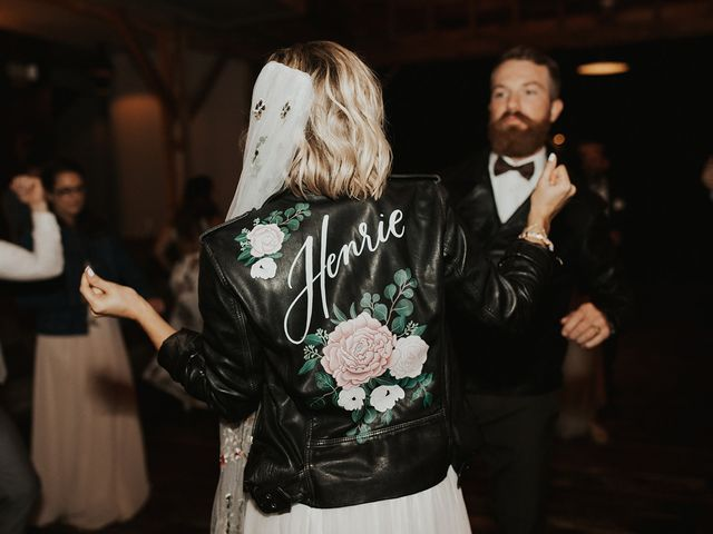 Kyle and Taylor's Wedding in Long Eddy, New York 43