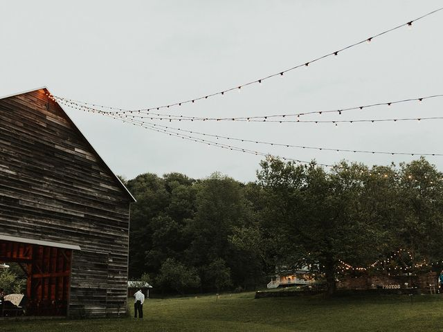 Kyle and Taylor's Wedding in Long Eddy, New York 57