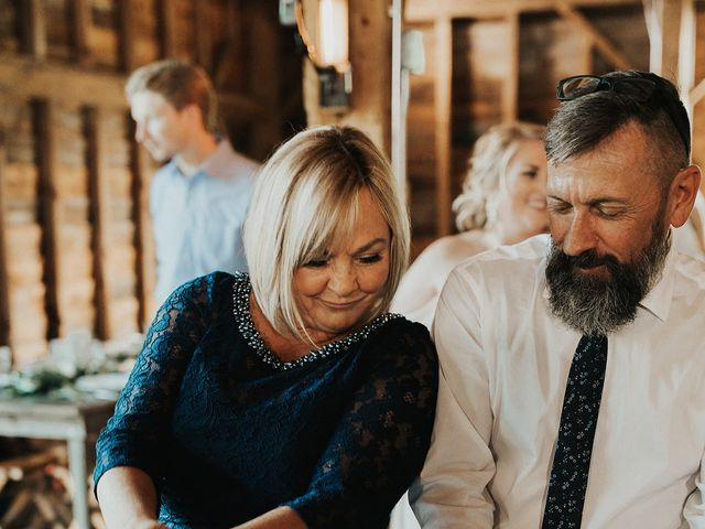 Kyle and Taylor's Wedding in Long Eddy, New York 61