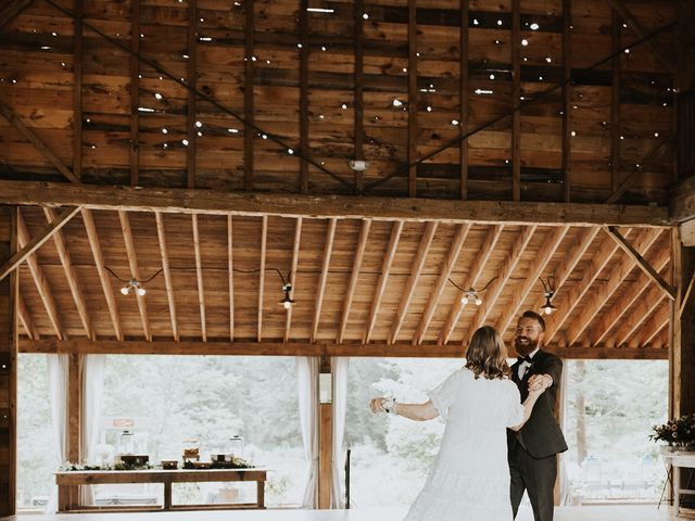Kyle and Taylor's Wedding in Long Eddy, New York 64