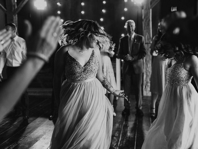 Kyle and Taylor's Wedding in Long Eddy, New York 72