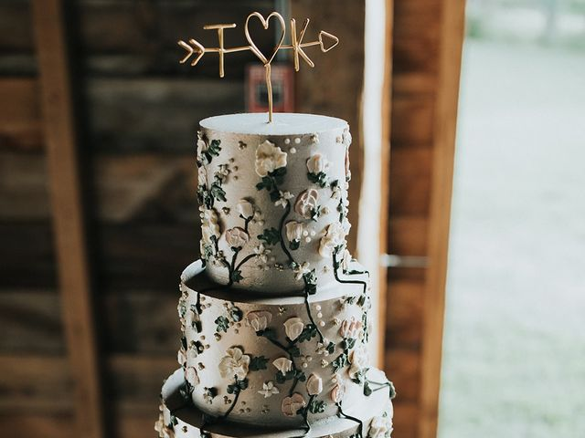 Kyle and Taylor's Wedding in Long Eddy, New York 74