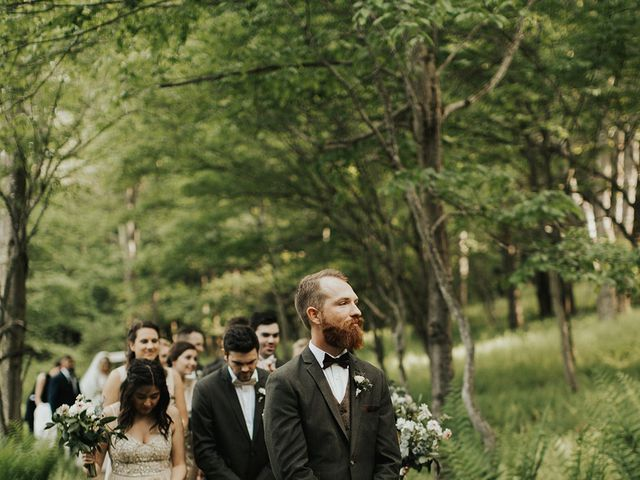 Kyle and Taylor's Wedding in Long Eddy, New York 77