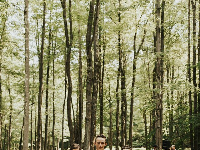 Kyle and Taylor's Wedding in Long Eddy, New York 79