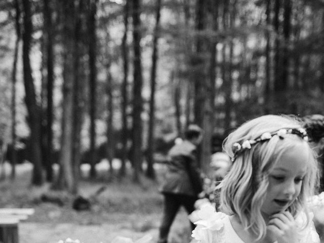 Kyle and Taylor's Wedding in Long Eddy, New York 81