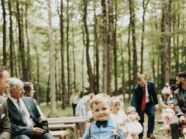 Kyle and Taylor's Wedding in Long Eddy, New York 84