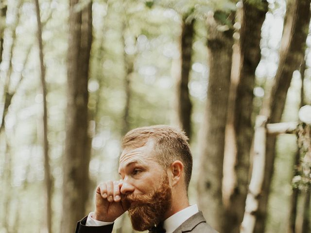 Kyle and Taylor's Wedding in Long Eddy, New York 85