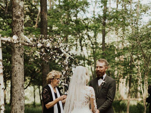 Kyle and Taylor's Wedding in Long Eddy, New York 87