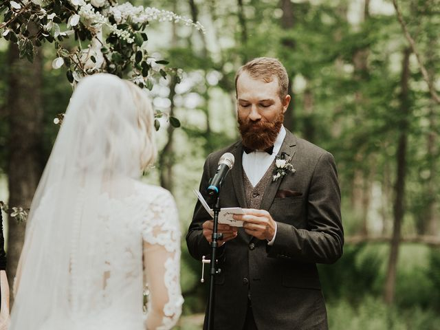 Kyle and Taylor's Wedding in Long Eddy, New York 88