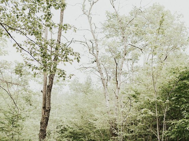 Kyle and Taylor's Wedding in Long Eddy, New York 91