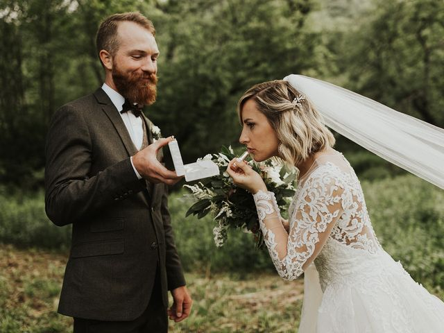 Kyle and Taylor's Wedding in Long Eddy, New York 105