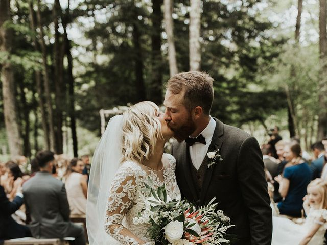 Kyle and Taylor's Wedding in Long Eddy, New York 111