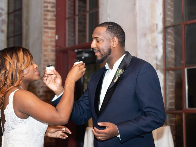 The wedding of Deborah and Andre