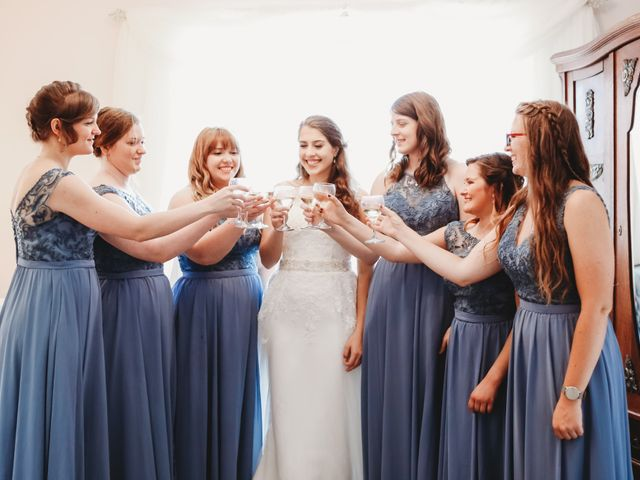 Will and Katie's Wedding in Knoxville, Tennessee 26