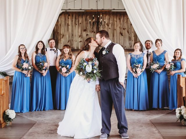 Will and Katie's Wedding in Knoxville, Tennessee 33