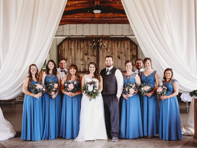 Will and Katie's Wedding in Knoxville, Tennessee 35