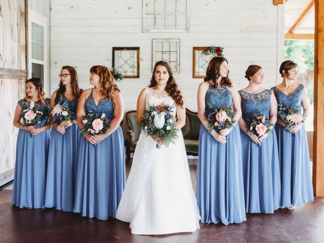Will and Katie's Wedding in Knoxville, Tennessee 36