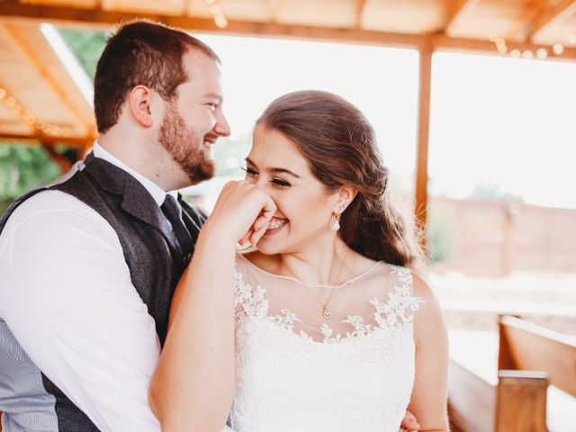 Will and Katie's Wedding in Knoxville, Tennessee 44