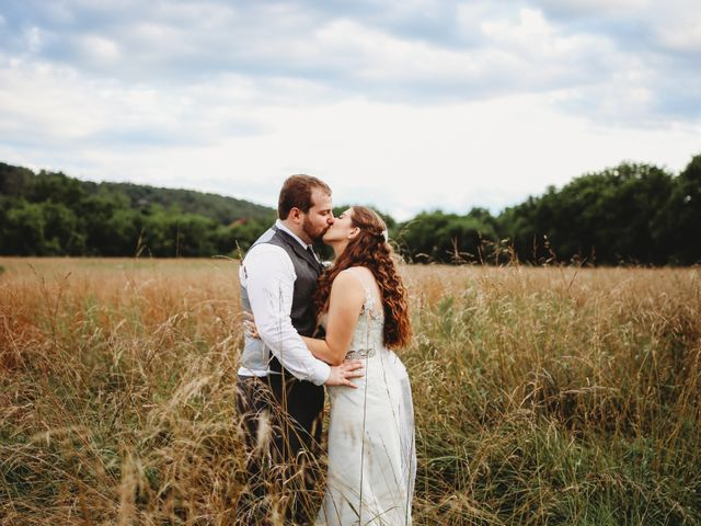 Will and Katie's Wedding in Knoxville, Tennessee 50