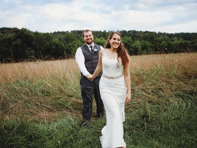 Will and Katie's Wedding in Knoxville, Tennessee 53