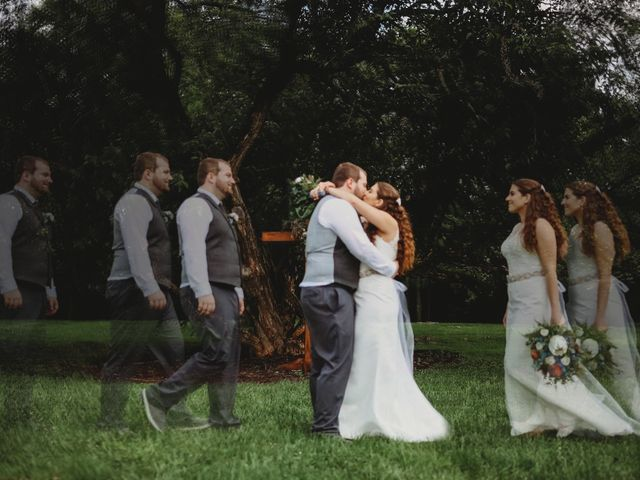 Will and Katie's Wedding in Knoxville, Tennessee 59