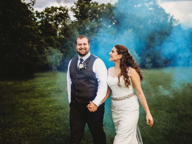 Will and Katie's Wedding in Knoxville, Tennessee 2