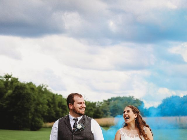 Will and Katie's Wedding in Knoxville, Tennessee 61