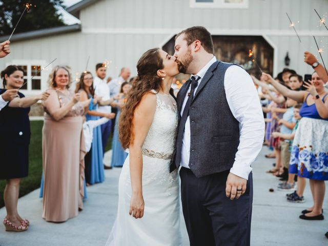 Will and Katie's Wedding in Knoxville, Tennessee 76