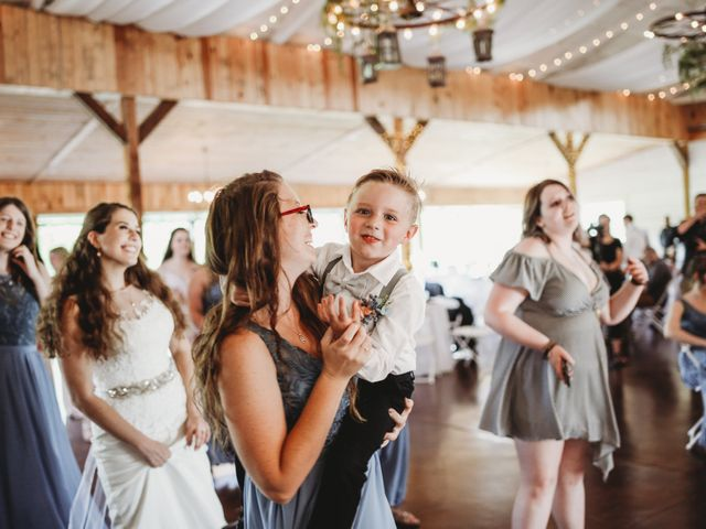 Will and Katie's Wedding in Knoxville, Tennessee 77