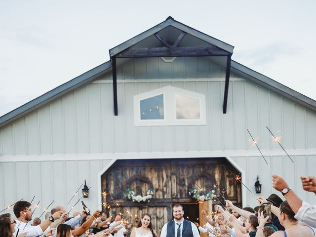 Will and Katie's Wedding in Knoxville, Tennessee 80