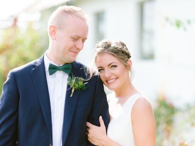The wedding of Lauren and Billy