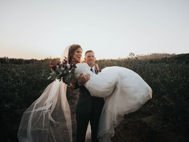 Jennifer and Ryan's Wedding in Camarillo, California 10