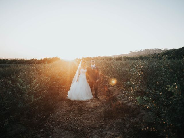 Jennifer and Ryan's Wedding in Camarillo, California 11