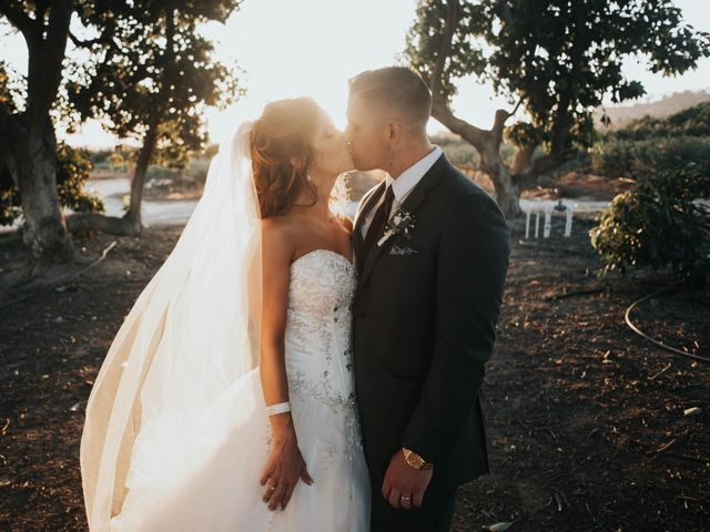 Jennifer and Ryan's Wedding in Camarillo, California 14