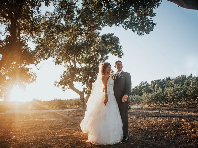 Jennifer and Ryan's Wedding in Camarillo, California 15