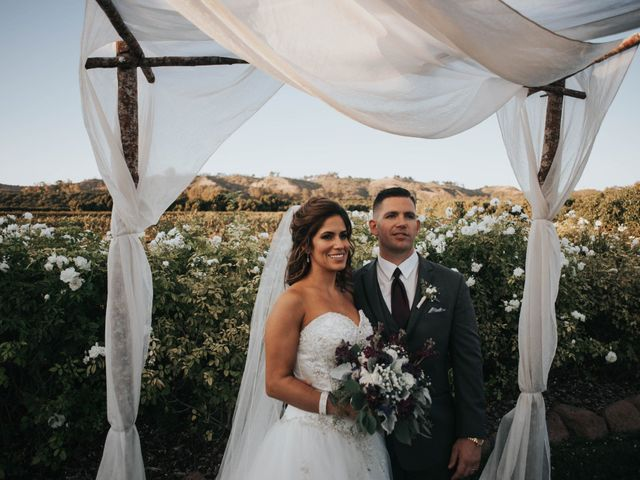 Jennifer and Ryan's Wedding in Camarillo, California 20