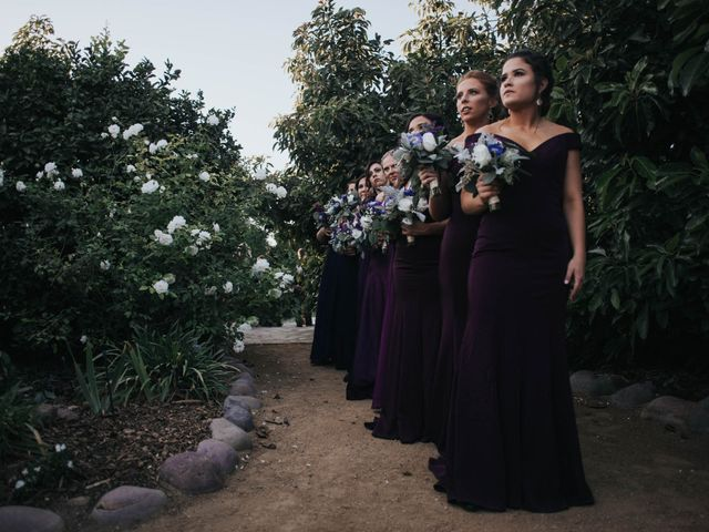 Jennifer and Ryan's Wedding in Camarillo, California 22