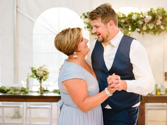 Kyle and Ellen's Wedding in Holland, Michigan 2