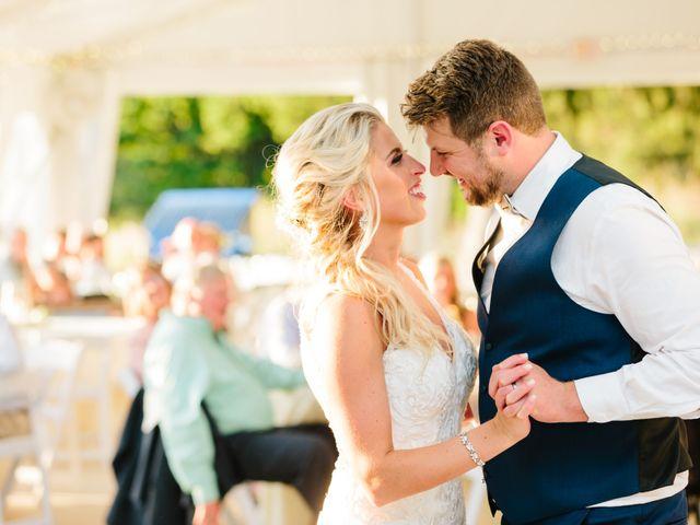 Kyle and Ellen's Wedding in Holland, Michigan 4