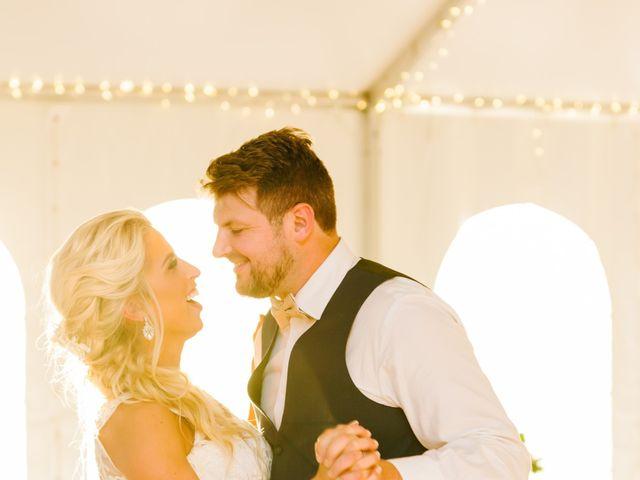 Kyle and Ellen's Wedding in Holland, Michigan 6
